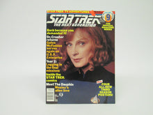 Star Trek The Next Generation Magazine #9 Four Spectacular Third Season Posters (1989)