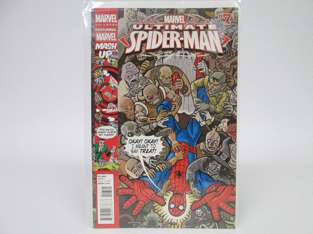 Ultimate Spider-Man #7 Marvel