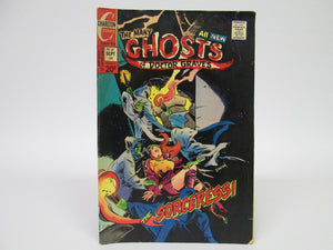 Many Ghosts of Doctor Graves # 41 (1973) Charlton Comics
