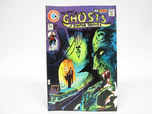 Many Ghosts of Doctor Graves # 44 (1974) Charlton Comics