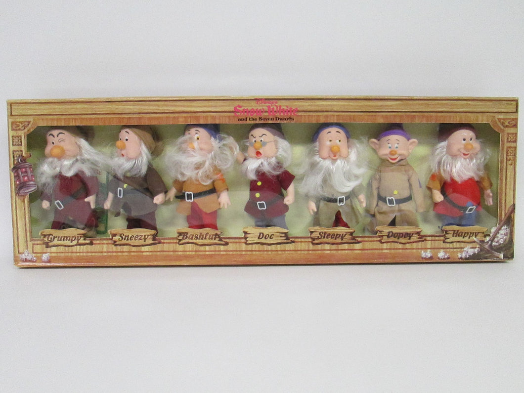 Disney's Snow White and the Seven Dwarf's The Seven Dwarfs 6 1/2