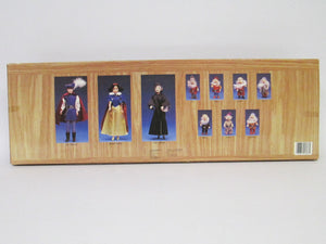 "Disney's Snow White and the Seven Dwarf's The Seven Dwarfs 6 1/2"" Dolls"
