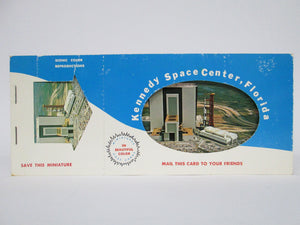 Kennedy Space Center Florida Book of Post Cards