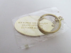 Air Force One Reagan Presidential Library Foundation Key Chain