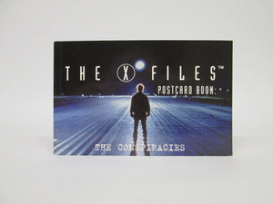The X-Files Postcard Book: The Conspiracies 1996