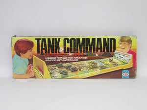 Tank Command Game (Ideal)(1975)
