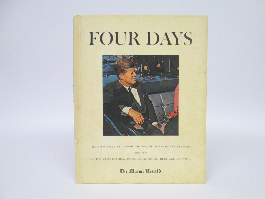 Four Days: The Historical Record of the Death of President Kennedy (1964)