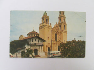 Vintage Post Card Mission San Francisco de Asis Better Known as Mission Delores
