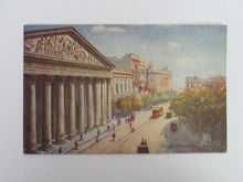 Vintage Post Card Calie Rivaaavia La Catearal Buenos Aries