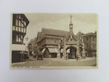 Vintage Post Card The Poultry Cross Salisbury