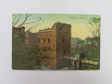 Vintage Post Card Rothesay Castle