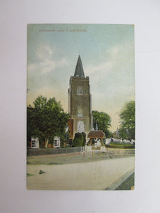 Vintage Post Card Bitteswell near Lutterworth
