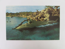 Vintage Disney Post Card 1970s 20,000 Leagues Under The Sea