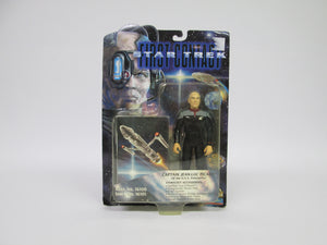 Star Trek First Contact Captain Jean-Luc Picard Action Figure (Playmates)(1996)