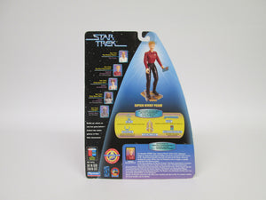 Star Trek Captain Beverly Picard Action Figure Warp Factor Series (Playmates)(1997)