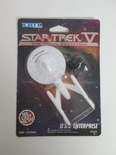 Star Trek V The Final Frontier U.S.S. Enterprise Die Cast (Ertl)(1989)