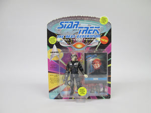 Star Trek The Next Generation Locutus Captain Jean-Luc Picard as a BORG Action Figure