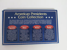 American Presidents Coin Collection