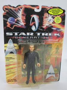Star Trek Generations Dr. Soran Action Figure