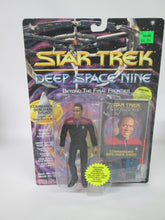 Star Trek Deep Space Nine Commander Benjamin Sisko Action Figure