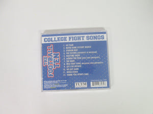 College Fight Songs The Football Ten CD
