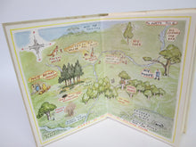 The World of Pooh Hardcover 2 Book Set with Illustrations by A.A. Milne (1957)