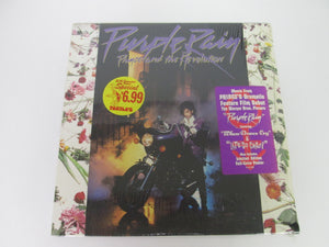 Prince and the Revolution Purple Rain Record Album (Warner Brothers)(1984)