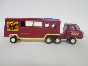 Buddy L Truck and Horse Trailer (Japan)