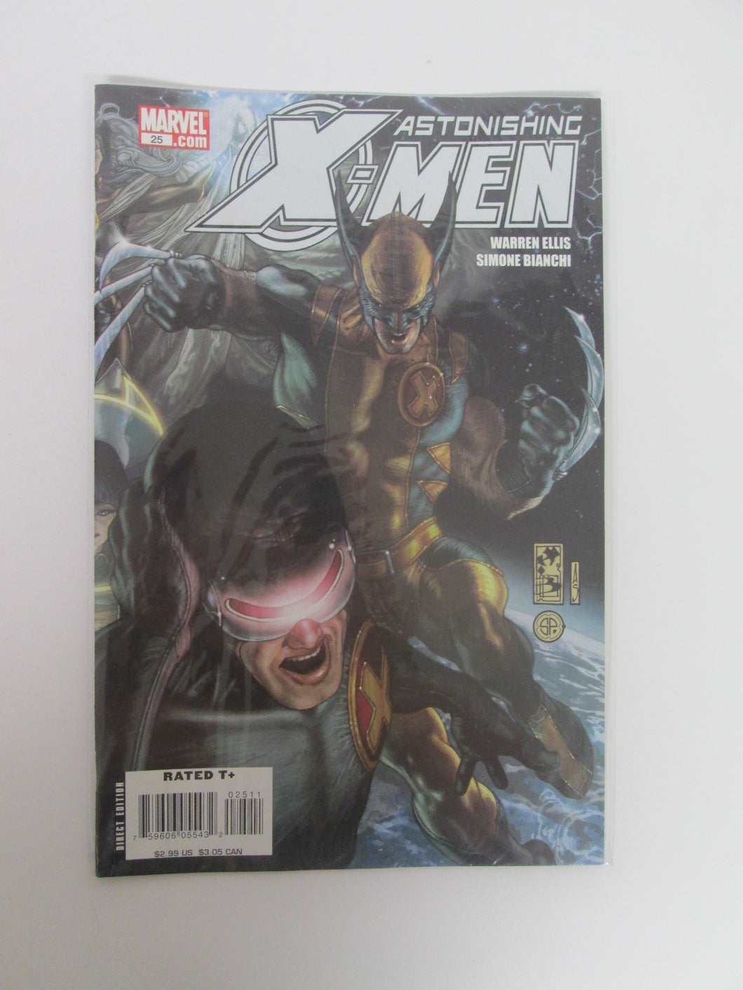 Astonishing X-Men #25 (Marvel)
