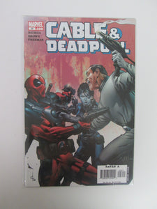 Cable & Deadpool # 28 (Marvel)