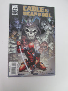 Cable & Deadpool # 35 (Marvel)