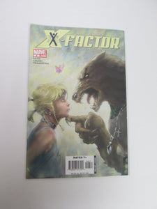 X-Factor # 6 (Marvel)
