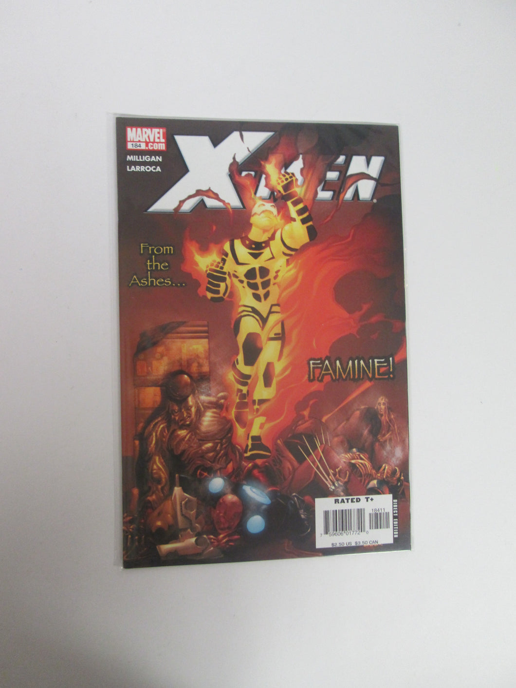 X-Men #184 (Marvel)