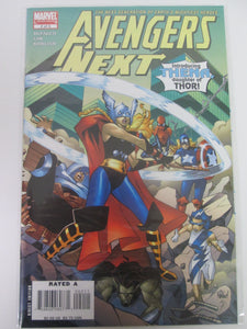 Avengers Next # 2 (Marvel)