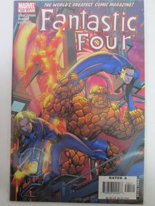 Fantastic Four # 535 (Marvel)