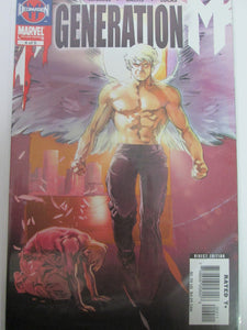 Generation M # 4 (Marvel)