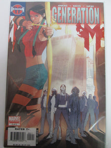 Generation M # 5 (Marvel)