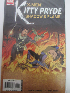X-Men Kitty Pryde Shadow & Flame # 5 (Marvel)
