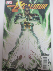 New Excalibur # 10 (Marvel)
