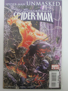 Sensational Spider-Man # 30 (Marvel)