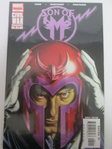 Son of M # 5 (Marvel)