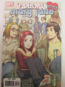 Spider-Man Loves Mary Jane # 3 (Marvel)