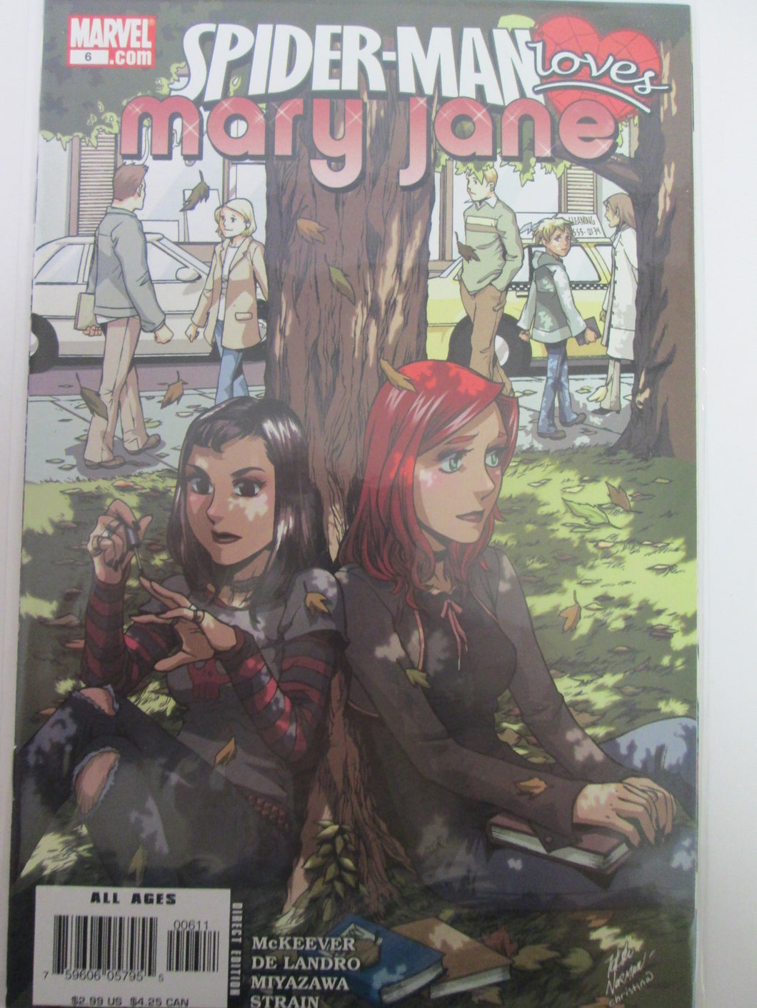 Spider-Man Loves Mary Jane # 6 (Marvel)