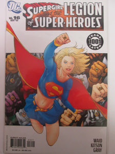 Super-Girl & The Legion of Super-Heroes # 16 (DC)