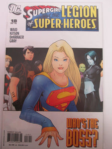 Super-Girl & The Legion of Super-Heroes # 18 (DC)