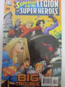 Super-Girl & The Legion of Super-Heroes # 20 (DC)