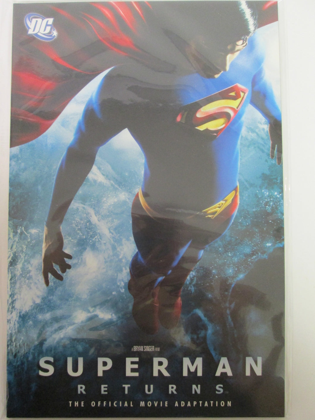 Superman Returns The Official Movie Adaptation (DC)