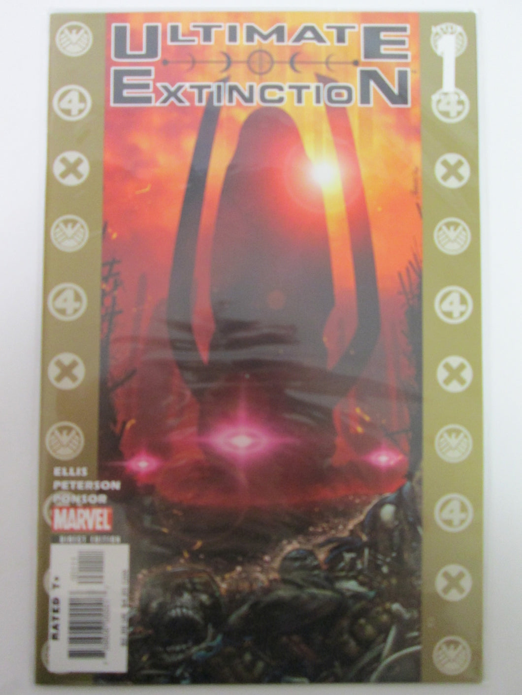 Ultimate Extinction # 1 - 5 Set (Marvel)