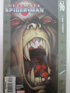Ultimate Spider-Man # 96 (Marvel)