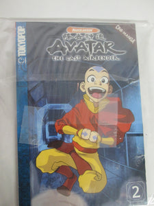 Avatar The Last Airbender # 2 Nickelodean